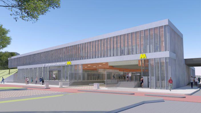 nieuwbouw_station_alexander_ommoord_2017